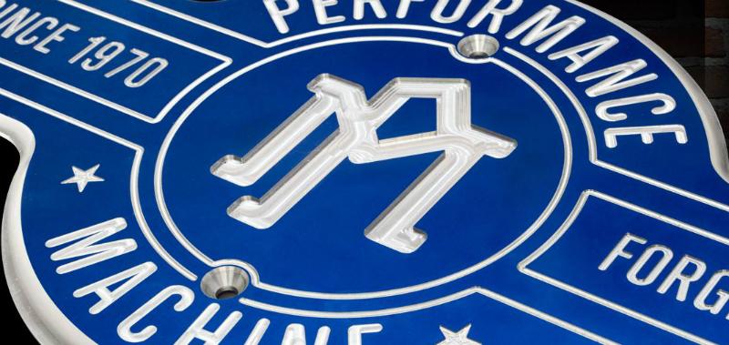 パフォーマンスマシン45周年 記念サインボード
