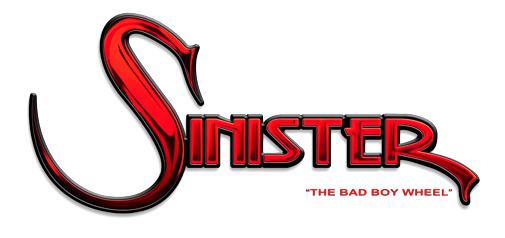 シニスターホイール(Sinister Wheel)